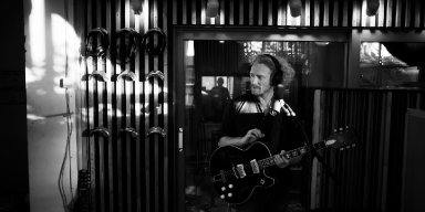 KRISTIAN HARTING: The Fumes LP Streaming At Americana Highways; Third Album By Danish Multi-Instrumentalist Out Friday Via Exile On Mainstream