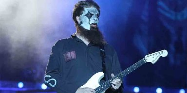 ROOT GAVE HIS LIFE TO SLIPKNOT