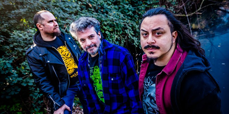 SHOCKPROOF: Italian metallers re-sign with Time To Kill Records