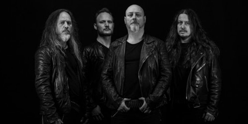 THANATOS LAUNCHES LYRIC VIDEO 'VIOLENT DEATH RITUALS ' AND ALBUM PRE-ORDER AVAILABLE