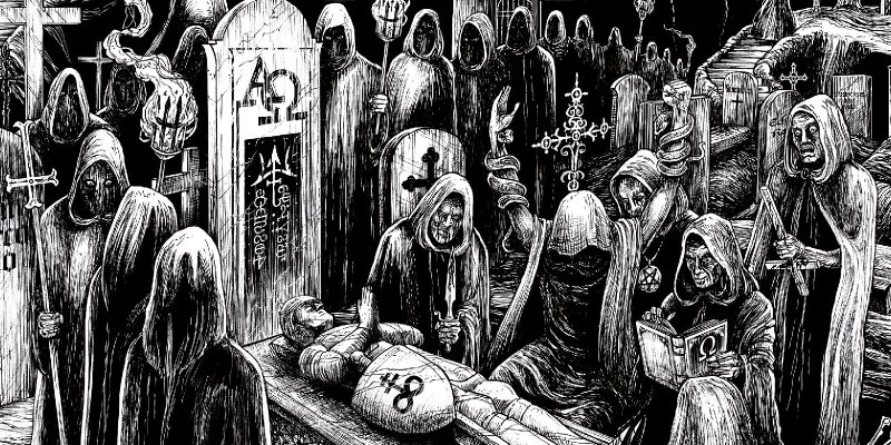 Stream Ritualization's Sacraments to the Sons of the Abyss