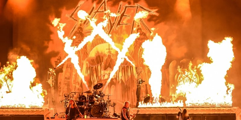 Is SLAYER Really Done? LAMB OF GOD's MARK MORTON Weighs In