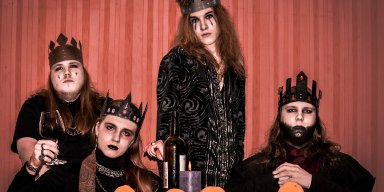 Four Dead Young Kings have resurrected - Finnish Funeralglade renewed their sound
