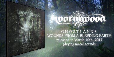 Black Lodge Records Re-Releases The first full-length album which started the saga of WORMWOOD;