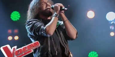 JUDAS PRIEST's 'Painkiller' On The Voice (Video)