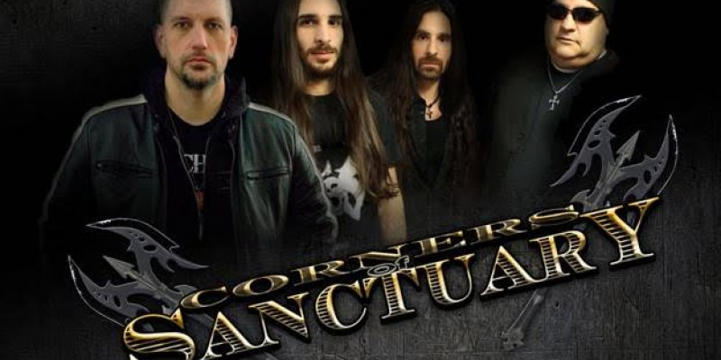 Corners of Sanctuary Announce New Singer for UK Tour