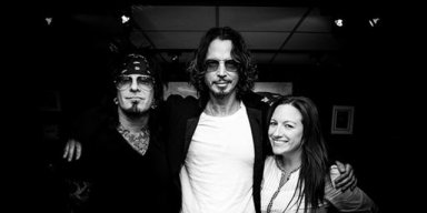 NIKKI SIXX On CHRIS CORNELL's Death: 'I Just Don't Get It' Sixx Sense Radio Show