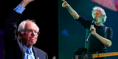 Roger Waters: Bernie Sanders Is The Only One That Can Beat Trump