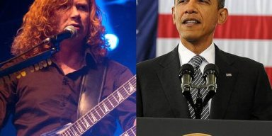 DAVE MUSTAINE Explains Accusing OBAMA Of 'Staging' Aurora, Sikh Temple Massacres
