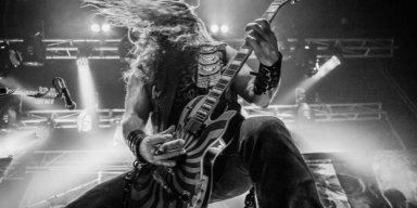 ZAKK WYLDE Talks Reuniting With  OZZY OSBOURNE