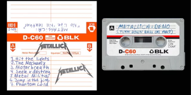 MUSTAINE Doesn't Want To Give LARS Songwriting Credit On METALLICA's Early Demo