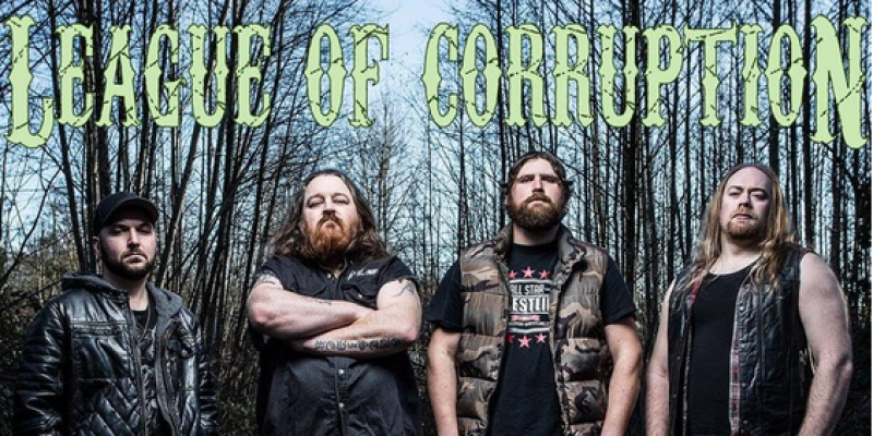 """League of Corruption to release """"Something in the Water"""" via Black Doomba Records"""