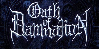 Oath Of Damnation Release Guitar Playthrough as the release of Fury And Malevolence draws near