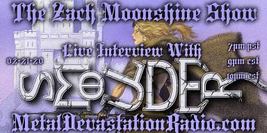 Smoulder - Live Interview On Metal Devastation Radio - Friday Night - The Zach Moonshine Show