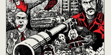 Invisible Oranges Premieres Road Warrior/Gravebreaker Split