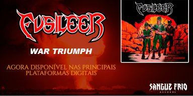 "Fusileer: ""War Triumph"" already available on the world's largest streaming platforms"