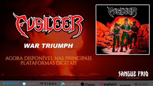 """Fusileer: """"War Triumph"""" already available on the world's largest streaming platforms"""