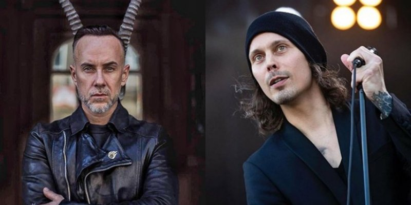 NERGAL Wanted HIM's VILLE VALO On His Latest Album