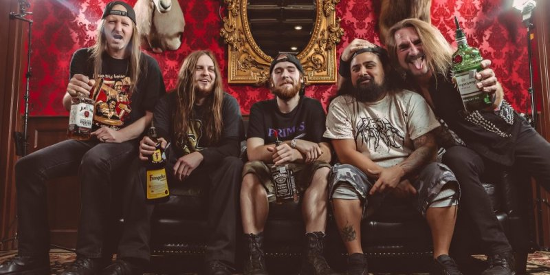 WARBEAST: Texas Metal Titans To Release Enter The Arena