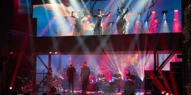"""NOCTIFERIA To Release New Version of 'Holymen' From """"Transnatura"""" Album, Stunning Performance Video With RTV Slovenia Symphony Orchestra Available!"""