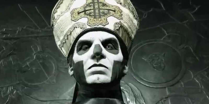 TOBIAS FORGE Calls GHOST A Solo Project