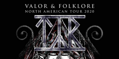 "Tyr return to North America for ""Valor & Folklore Tour"" with Heidevolk, Trollfest, Metsatöll"