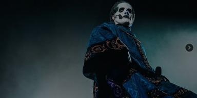 New PAPA EMERITUS IV Revealed At Ghost's Final Concert!