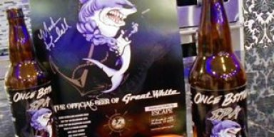 Great White Once Bitten IPA!!!