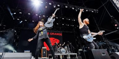 New CODE ORANGE Song 'Sulfur Surrounding'