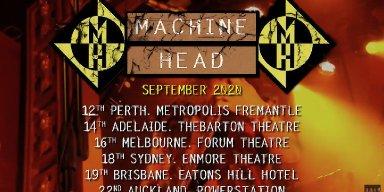 Machine Head Australia / New Zealand Tour Dates Announced!!