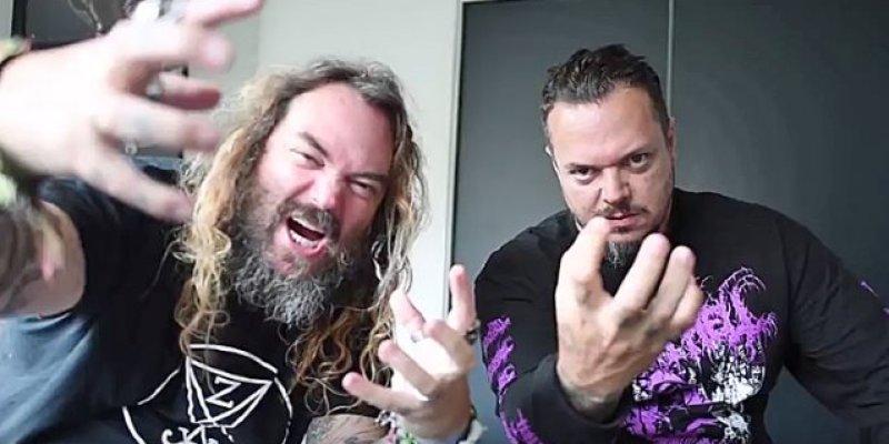 Cavalera Conspiracy Interview - New Album On The Way!