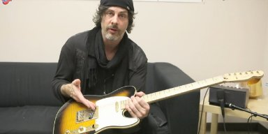 RICHIE KOTZEN Doesn't Understand Why Coronavirus Pandemic Is Causing Crazy Pandemonium