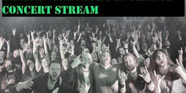 LIVE STREAM: VANISH - One Night in Prague - Insanity Metal Stream