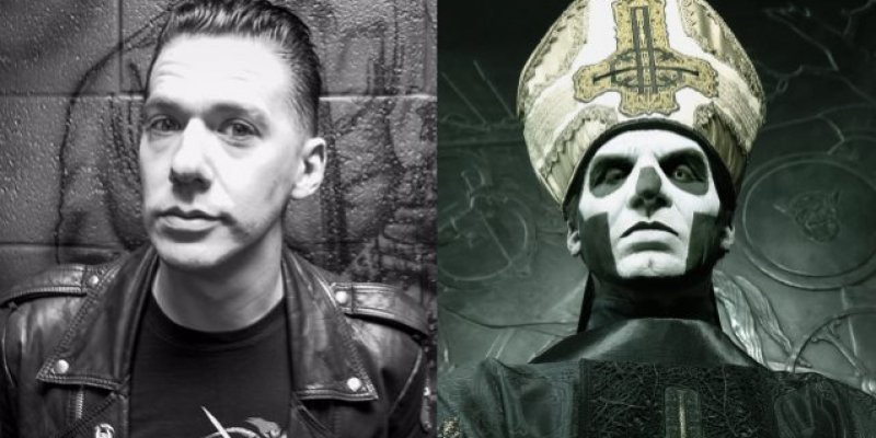 GHOST's TOBIAS FORGE To Publicly Unmask Himself For The First Time!