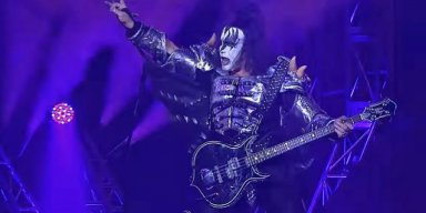 GENE SIMMONS Wants To Trademark 'Devil's Horns' Hand Gesture?