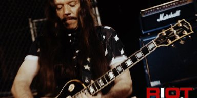 RIOT Guitarist LOU A. KOUVARIS Dies From Coronavirus