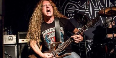 Voivod's Dan Mongrain To Guest On New Gravehuffer Album!