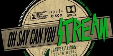 MEGADETH'S DAVID ELLEFSON PARTNERS WITH GRAMMY MUSIC EDUCATION COALITION