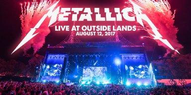 #MetallicaMondays Hit Golden Gate Park