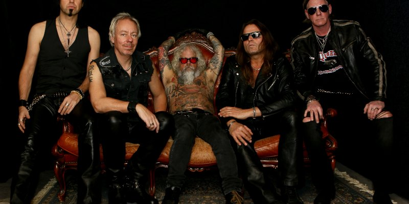 Sweden's legendary TORCH sign with METALVILLE, to release first new material in 35 years