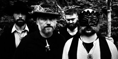 GEIST & THE SACRED ENSEMBLE: Pacific Northwest Doom Folk Collective To Release Waning Hymns Via Scry Recordings; Album Trailer Posted + Preorders Available