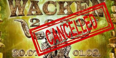 WACKEN METAL BATTLE USA 2020 Cancelled
