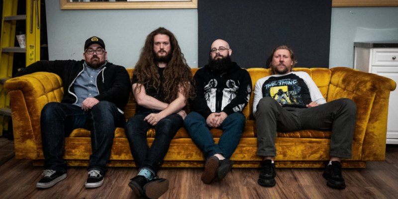 CLOSE THE HATCH: Ohio Doom/Atmospheric Metal Unit To Release Modern Witchcraft Full-Length May 22nd Via Red Moth Records; New Track Streaming + Preorders Available