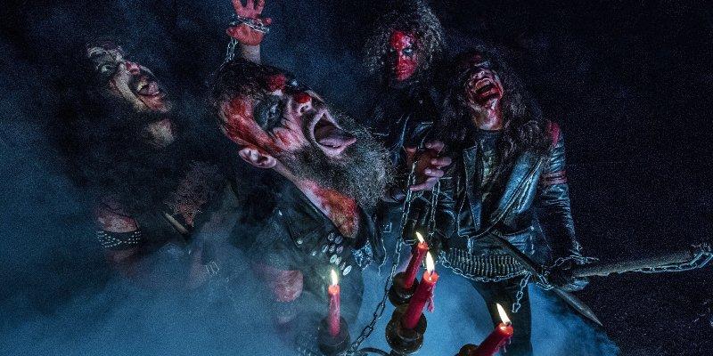 BÜTCHER announce new member: Max Mayhem of EVIL INVADERS