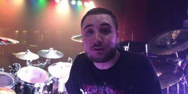 Alex Bent of Trivium Interviewed by DJ Necro