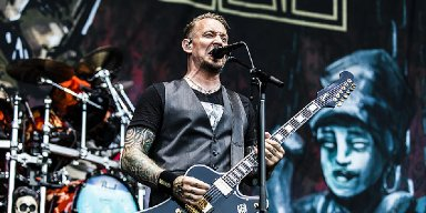 VOLBEAT's MICHAEL POULSEN Interviewed by Mindy Novotny