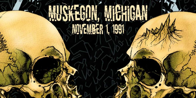 #MetallicaMondays Go Way Back In Time: LIVE IN MUSKEGON 1991 FOR FREE TONIGHT AT 5 PM PDT / 8 PM EDT