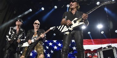 SCORPIONS WORKING ON NEW ALBUM
