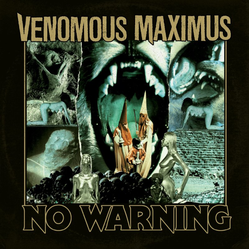 VENOMOUS MAXIMUS' highly anticipated third album is here, take a listen!