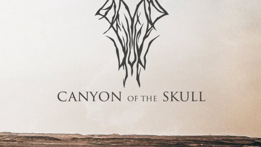 CANYON OF THE SKULL Releasing 'The Desert Winter'